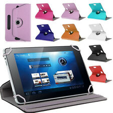 Universal 7 inch Android Tablet PC Tablet Leather Flip Cover Magnetic Case Stand