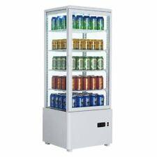 More details for infernus 98 l countertop display fridge/bar fridge tapas fridge/ drinks fridge