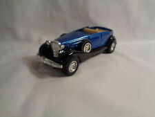 Yatming 1933 Rolls Royce Blue Diecast & Plastic Car - As Is