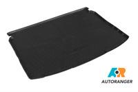 Premium passgenaue 3D-Kofferraummatten RIVAL® mit hohen Kanten für VW Touran