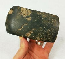 ANCIENT STONE AGE NEOLITHIC AX ADZE