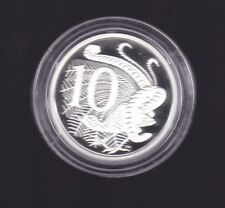 2012 SILVER Proof 5 Cent Coin Australia Ex Fine Silver Set