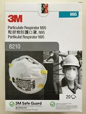 NEW Genuine 3M EXP: 03/2025 Box of 20 pieces N Grade 95 95N