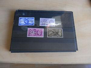 GEORGE VI 1949 U.P.U KUWAIT UN MOUNTED MINT
