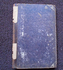 German Dr W F A Zimmerman's Humboldt Book Buch 1859 Antique Berlin