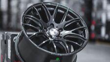 ESR SR12 18x8.5 5x114.3 Gunmetal Rims Fit Infiniti G35 G37 AWD Lexus IS250 300