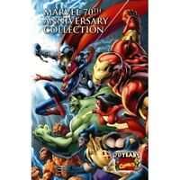 Marvel Comics 70th Anniversary Collection TPB - Marvel