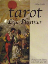 TAROT LIFE PLANNER HARDBACK BOOK CHANGE YOUR DESTINY & ENRICH YOUR LIFE