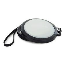 Mennon 72mm White Balance Lens Cap Custom WB Filter for SLR DSLR Cameras