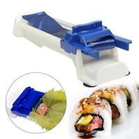 Magic Kitchen Roll Maker Sushi Roller Food Machine-Kohl Blatt Fleisch-Rollen-DI