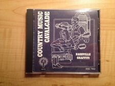 Country Music Cavalcade - Nashville Graffiti - Disc 2 Johnny Cash, Marty Robbins