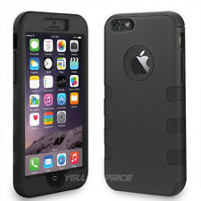 iPhone 6 6S Case Tough Triple [Heavy Protection Cover/ Military Grade]