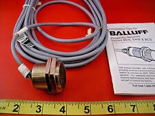 Balluff BES 516-327-E4-Y5 Proximity Sensor BES 516-327-E4-Y 10-30vdc Sn 10mm Nnb