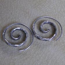 Thai Karen Hill tribe Earring Silver