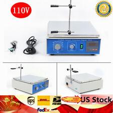 Magnetic Stirrer 10l Digital Lab Mixer Magnetic Stirrer Hot Plate Heating Power