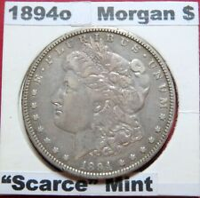 ">1894-o  MORGAN SILVER DOLLAR>>1894-o ""KEY DATE"" & SCARCE NEW ORLEANS Mint Coin"