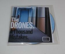 A Thousand Mistakes By The Drones - PROMO DVD - 2011 - edc