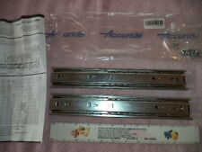"""NEW Accuride C 3832-C12D  Series 3832 12"""" Full Extension Drawer Slide Set"""