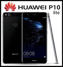 """HUAWEI P10 LITE 32GB BLACK NERO DISPLAY 5.2"""" NUOVO GARANZIA 24 MESI - NO BRAND"""