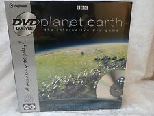 NEW! Imagination BBC Planet Earth Interactive DVD Game Ages 8+ / 2-6 Players