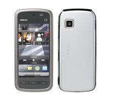 Nokia 5228 SILVER ARGENTO rm-625 Smartphone Senza SIM-lock NUOVO