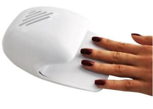 Mini Portable Nail Finger Toe Feet Fast Blower Dryer SA-5A