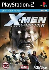 X-Men Legends II (2) Rise Of Apocalypse PS2 playstation 2 jeux games 5556