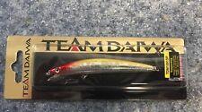 Team Daiwa TD Minnow Jerkbait Very Rare Made Japan Chrome Clown TDM1091SP04