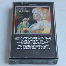 Dolly Parton S/T Cassette Tape SEALED Camden Pickwick CAM 1208 UK Import