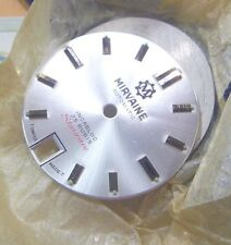 NEW OLD STOCK 1960s Mirvane Gents STARWAVE Dial Date @6 for FHF Caliber 90/5 N/R