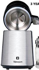 Destilador De Agua De Acero Inoxidable + 12 filtros de carbono (3 años vale la pena!) + 4 Litr