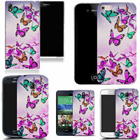 art case cover for All popular Mobile Phones -  mass butterflies silicone