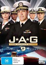JAG Season 9 : NEW DVD