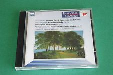"CD SCHUBERT ""SONATE POUR ARPEGGIONE & PIANO"" F.-J. & E. SELLHEIM/ SONY, TB ÉTAT"