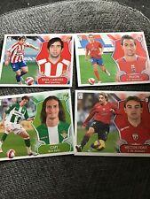 19 La Liga 08 - 09 Stickers Coleccion Oficialde Cromos
