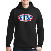 NHRA Championship Drag Racing Sweater Pullover Hoodie S-3XL Choose Color