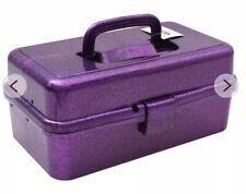 🦄 LOL Surprise Doll 🦄 Pets 🦄 Glitter Storage Purple Box - Caddy - Case🦄 NEW