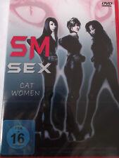 SM Sex Cat Woman - Katzenfrauen, Meisterdiebe - Diebstahl in Museen, sexy Erotik
