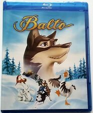 NEW SEALED BALTO BLU RAY RARE VHTF WALMART EXCLUSIVE FREE WORLDWIDE SHIPPING