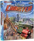 Ultimate Ride Coaster: Disney Edition -- Windows Pc Computer Game -- Brand New