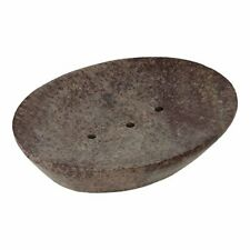 ShalinIndia Stone Art Holder Soap Dish Accessories For Bathroom Shower Bath Tub