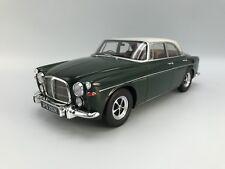 Rover P5B Coupe RHD  dunkelgrün/hellgrau  1971  1:18 BOS