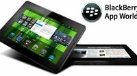 BlackBerry Playbook 16GB, Wi-Fi (Débloqué), 7in - Noir