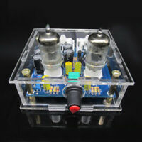 6J1 Valve Tube Preamplifier Board Bass on Musical Fidelity X10-D Self DIY Tools