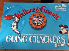 Wallace and Gromit Going Crackers Board Game  8+