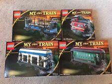 LEGO My Own Train (10013, 10014, 10015, 10017) MIB