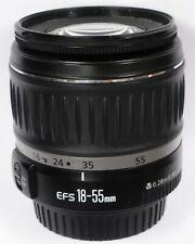 Canon 18-55mm f/3.5-5.6 II EF-S Zoom Lens
