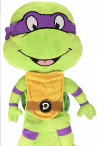 Jay At Play Teenage Mutant Ninja Turtles Seat Pets (Donatello) Purple TNMNT NEW