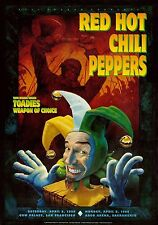 Mint Red Hot Chili Peppers 1996 Bgp 140 Bill Graham Cow Palace Poster
