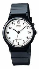 Casio Unisex Mq24-7b Analog Black Resin Strap Casual Watch